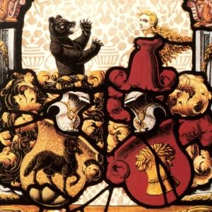 Prunkstück aus dem Stadtarchiv – Die Wappen im Berner Münster