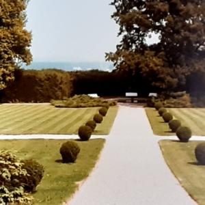 Die Baugeschichte des Schlossgartens in Thunstetten